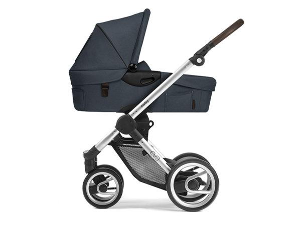 Mutsy Кош за новородено за бебешка количка Evo Farmer Stone Wash 2018